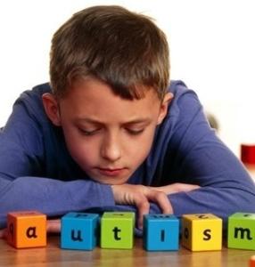 ASD blocks kid